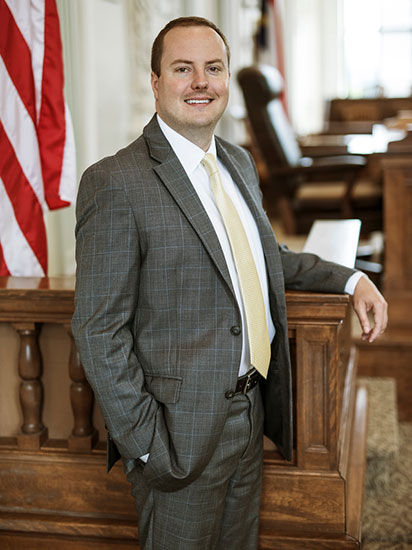 kaleb wingate for 30th district court judge NC
